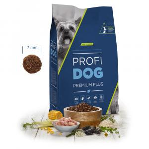 """PROFIDOG Premium Plus Mini Senior 2 x 12 kg + """"Foresto 38"""""""