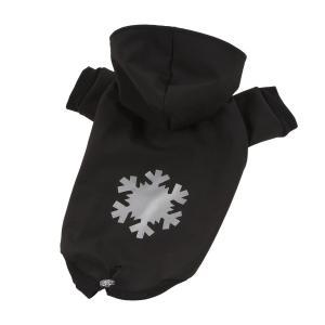 PROFIZOO Bunda Softshell čierna - XL