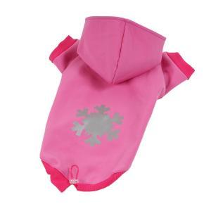 PROFIZOO Bunda Softshell ružová - S