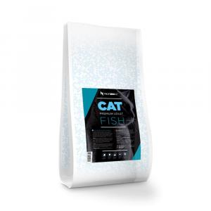 "PROFIZOO Cat Premium Adult Fish 10kg + ""Proficat Mix 24x100g"""