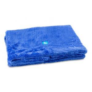 PROFIZOO Deka dvouvrstvá 100 x 70 cm modrá M (Plys)