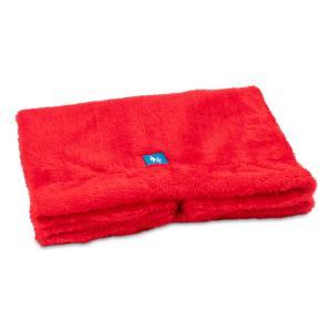 PROFIZOO Deka dvouvrstvá 80 x 60 cm červená S (Plys)