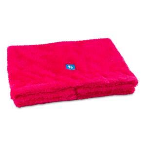 PROFIZOO Deka dvouvrstvá 80 x 60 cm růžová S (Plys)