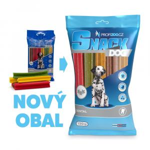 PROFIZOO Dog Snack dental 130 g 2 + 1 ZDARMA