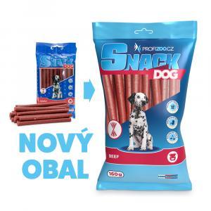PROFIZOO Dog Snack hovězí 160 g