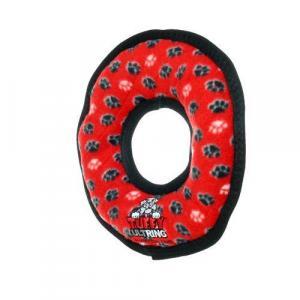 PROFIZOO Hračka Odolná Ultimate Přetahovadlo Kruh Packa červené 27cm