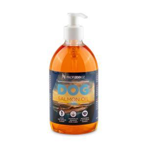 PROFIZOO Lososový Olej 500 ml 5 + 1 ZDARMA