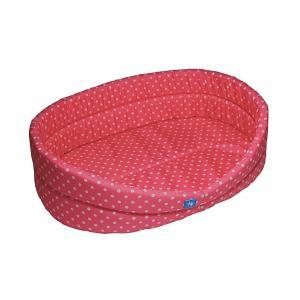 PROFIZOO Odolný Pelech Standard 35 sv. růžová/růžová (Spylon)
