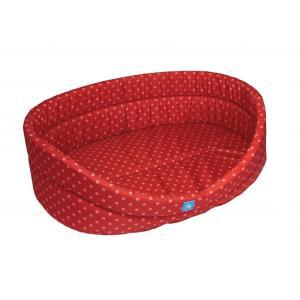 PROFIZOO Odolný Pelech Standard 70 červená/červená (Spylon)
