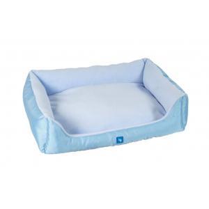 PROFIZOO Odolný pelech Super de luxe 45x55cm modrá