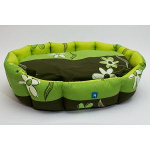 PROFIZOO Pelech Living 110 zelená kytka (bav)