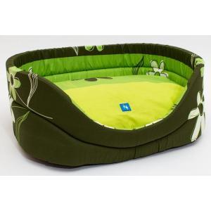 PROFIZOO Pelech Wasty 80 zelená kytka (bav)