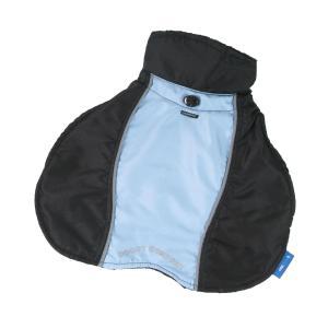 PROFIZOO Pláštěnka Doggy Comfort modrá - 35 (XL)
