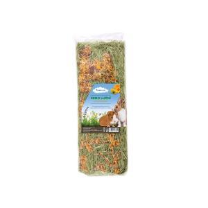 PROFIZOO Seno luční s bylinkami 22l 3 + 1 ZDARMA