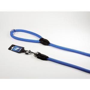 PROFIZOO Vodítko lano JEDNOBAREVNÉ (12mm x 150cm) modrá