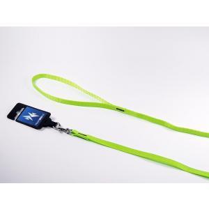 PROFIZOO Vodítko popruh Neon (10mm x 120cm) zelený