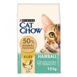 Purina Cat Chow Special Care Hairball Control 15kg + DOPRAVA ZDARMA