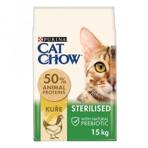 Purina Cat Chow Special Care Sterilized 15kg + DOPRAVA ZDARMA