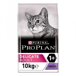 Purina Pro Plan Cat Delicate Turkey 10 kg