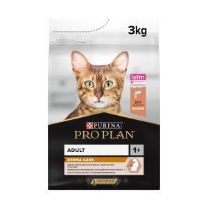 Purina Pro Plan Cat Elegant Plus Losos 3kg