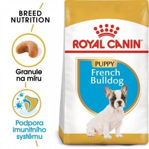 Royal Canin Francouzský Buldoček Puppy 3 kg