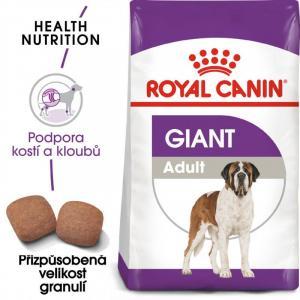 "Royal Canin Giant Adult 15kg + ""šampon Alavis"" + DOPRAVA ZDARMA"