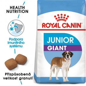 Royal Canin Giant Junior 15 kg NEW (EXPIRACE 19/01/2020)