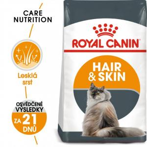 Royal Canin Hair & Skin Care 4 kg + DOPRAVA ZDARMA