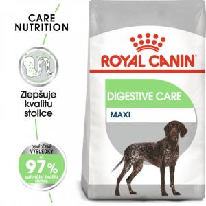 "Royal Canin Maxi Digestive Care 15 kg + ""šampon Alavis"" + DOPRAVA ZDARMA"