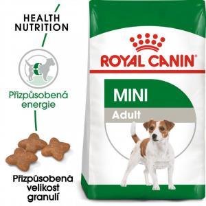 "Royal Canin Mini Adult 8 kg + ""šampon Alavis"""