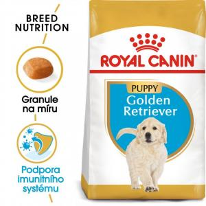 Royal Canin Zlatý Retriever Puppy 12kg