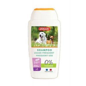 Šampon pro časté použití pro psy 250ml Zolux new