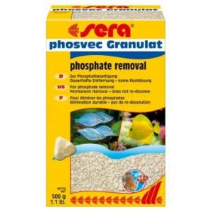 sera phosvec granulát 500g