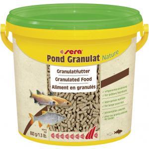 Sera pond granulat 3800 ml