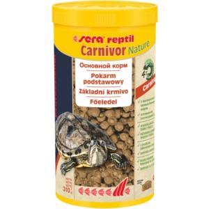 Sera Reptil Carnivor Nature 1000 ml / 310 g