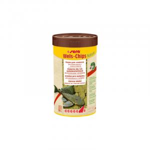 Sera Wels Chips Nature 250 ml