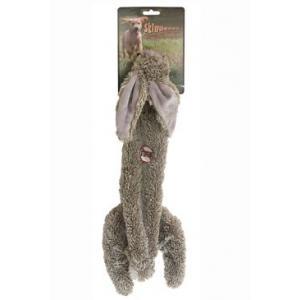Skinneeez Hračka pes Zajíc pískací 61cm