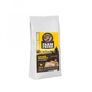TOPSTEIN Farm Fresh Chicken Sensitive 15 kg