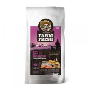TOPSTEIN Farm Fresh Fish Sensitive adult LB 15 kg