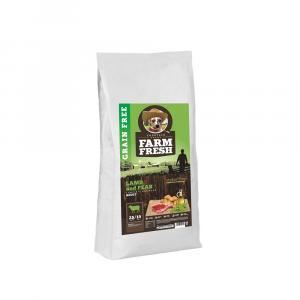 TOPSTEIN Farm Fresh Lamb & pea 2 kg