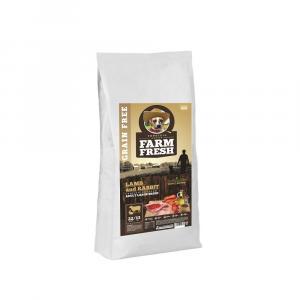 TOPSTEIN Farm Fresh Lamb & Rabbit Adult Large Breed 15 kg