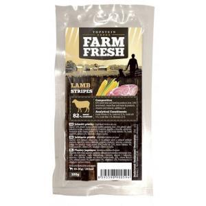 TOPSTEIN Farm Fresh Lamb Stripes 100 g