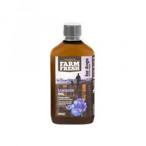 TOPSTEIN Farm Fresh Linseed Oil - Lněný olej 200 ml