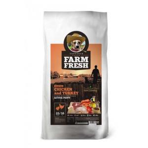 TOPSTEIN Farm Fresh Poultry Active / Puppy 2 kg