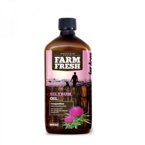 TOPSTEIN Farm Fresh Silybum Oil - Ostropestřecový olej 200 ml