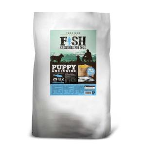 TOPSTEIN Fish Crunchies for dogs Puppy and Junior 15 kg + DOPRAVA ZDARMA