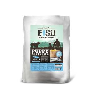 TOPSTEIN Fish Crunchies for dogs Puppy and Junior 5 kg