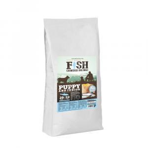 TOPSTEIN Fish Puppy / Junior 15 kg + DOPRAVA ZDARMA