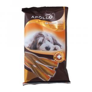 Tyčinky Apollo hovězí + jehně + kuře 120g