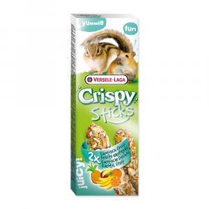 Versele Laga Crispy Stick Exotix Fruit (křeček / veverka) 110g